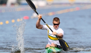 2019 ICF Sprint World Cup 1 Poznan Poland Thomas GREEN Australia