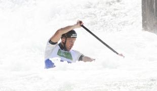 2021 ICF Canoe Slalom Junior & U23 World Championships Ljubjlana Ulan Valant