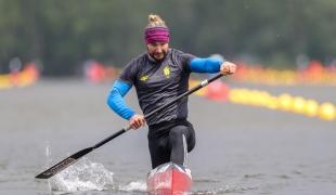 2021 ICF Canoe Sprint Olympic Qualifier Barnaul Vadim KOROBOV
