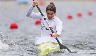 2021 ICF Canoe Sprint World Cup Barnaul Viktoria SCHWARZ