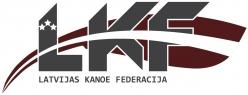 Latvia Canoe Federation logo