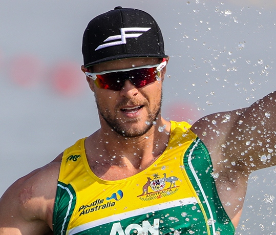 Curtis MCGRATH Australia ICF Kayak Paracanoe Sprint