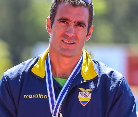Cesar De Cesare (ECU)