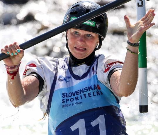 Annebel Van Der Knijff (ESP)