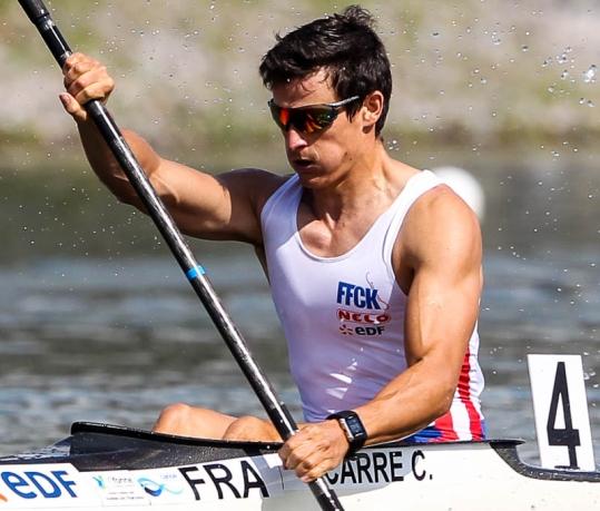Cyrille Carre (FRA)