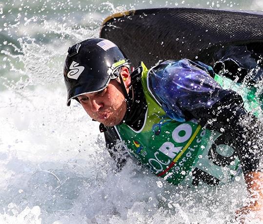 Jordan POFFENBERGER USA America ICF Canoe Kayak Freestyle