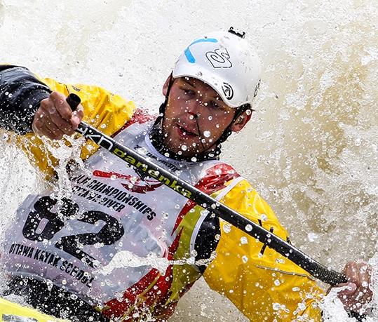 Lukas CERVINKA Czech Republic ICF Canoe Kayak Freestyle