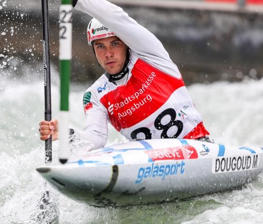 Switzerland Martin Dugoud Augsburg 2018