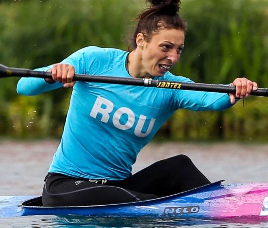 Irina Lauric (ROU)