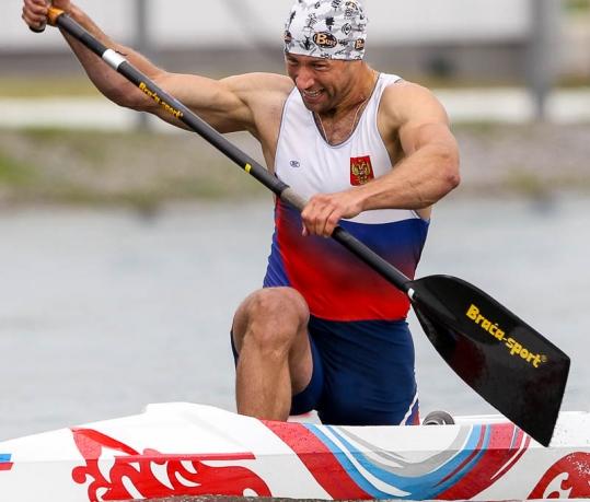 Ilya Shtokalov (RUS)