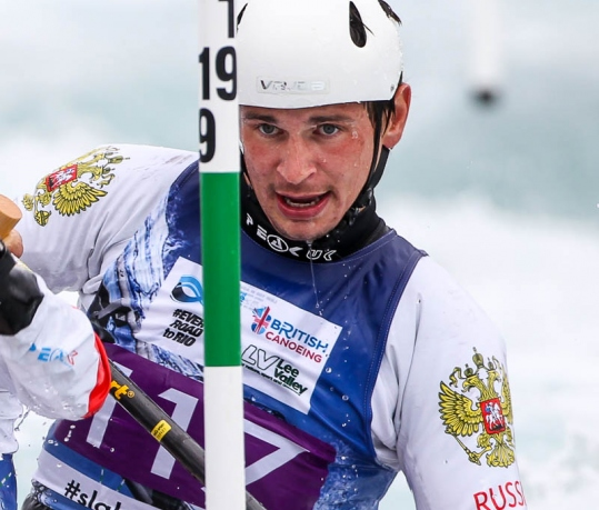 Dmitri Larionov (RUS)