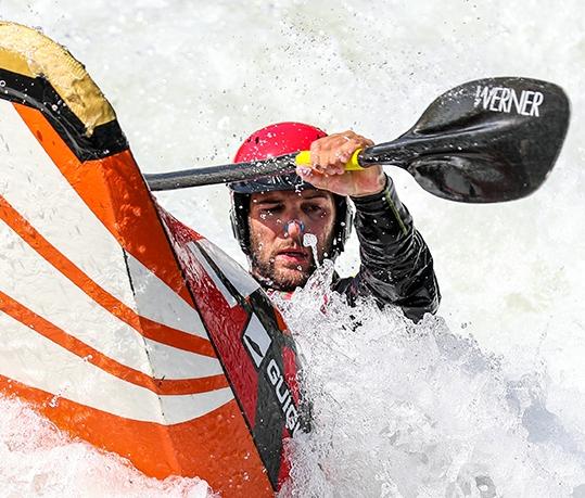 Sebastien DEVRED France ICF Canoe Kayak Freestyle