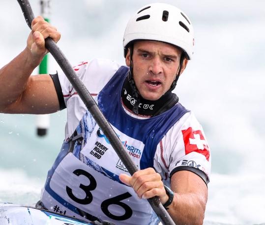 Lukas Werro (SUI)