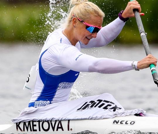 Ivana Kmetova (SVK)