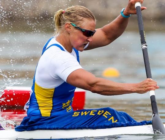 Sofia Paldanius (SWE)