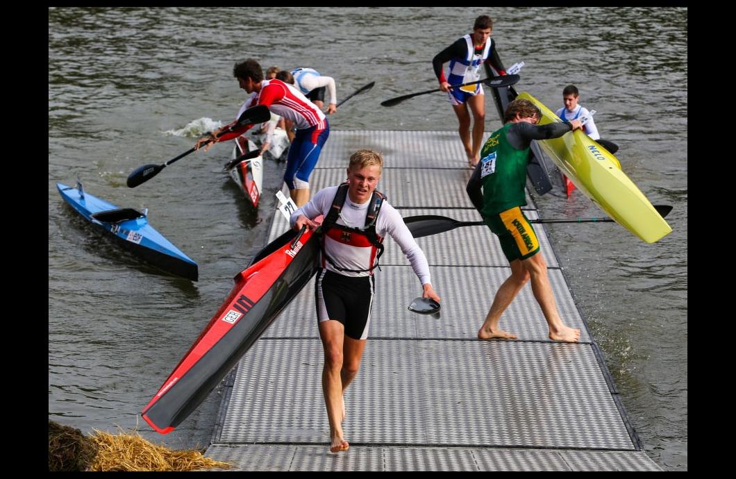 2016 ICF Canoe Maraton World Championships, Copenhagen, Denmark