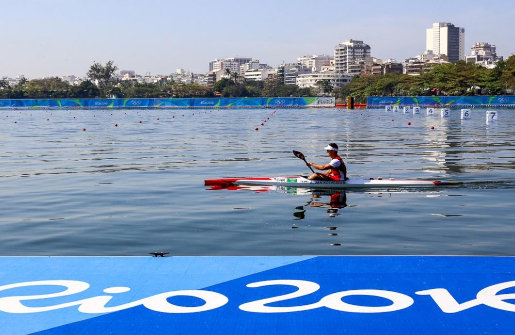 Rio 2016 Canoe Sprint