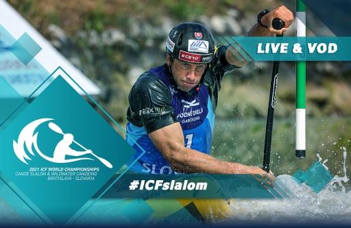 2021 ICF CANOE SLALOM WORLD CHAMPIONSHIPS