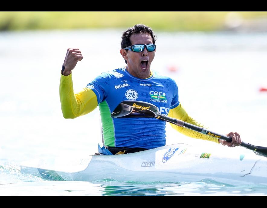 2015 ICF Canoe Sprint World Championships,Milan, Italy