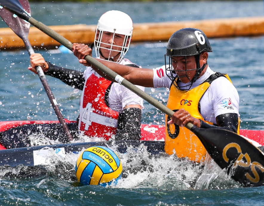 2018 ICF Canoe Polo World Championships Welland Canada Day 5