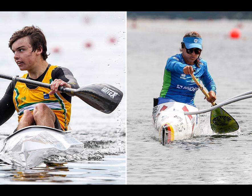 Paracanoe Kayak and Va'a