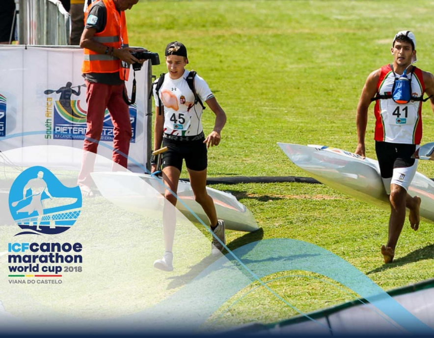 2018 ICF Canoe Marathon World Cup Viana Do Castelo