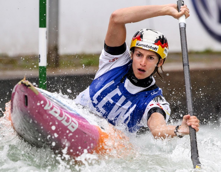 2018 ICF Canoe Slalom World Cup 3 Augsburg Germany
