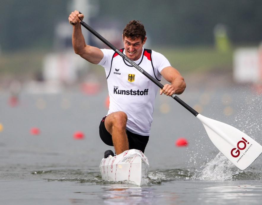 2018 ICF Canoe Sprint World Cup 2 Duisburg Germany