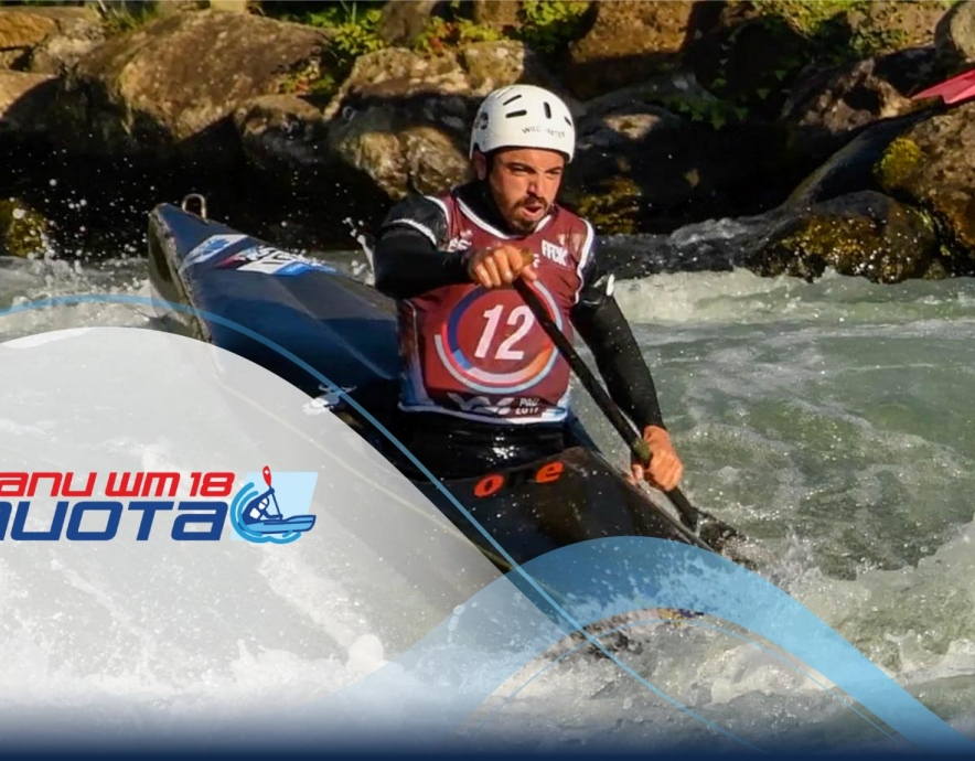 2018 ICF Canoe Wildwater World Championships Muotathal Switzerland
