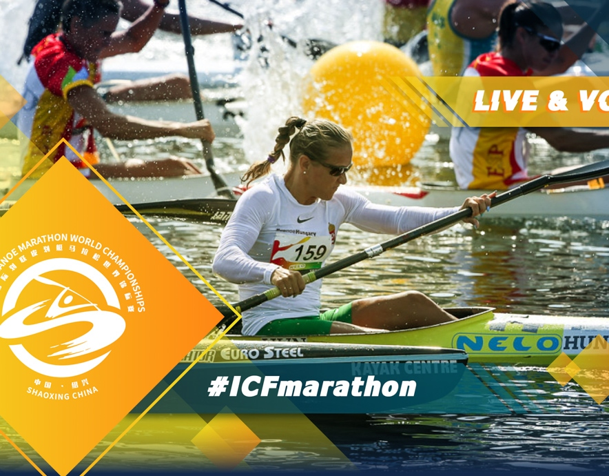 2019 ICF Canoe Marathon World Championships Shaoxing China
