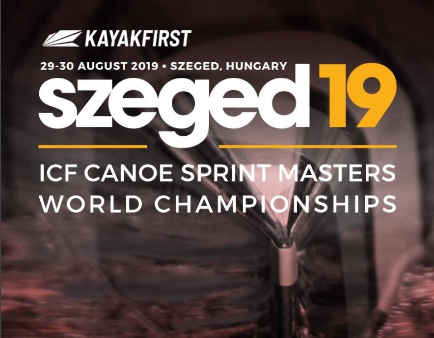 2019 ICF Masters Canoe Sprint World Championships Szeged