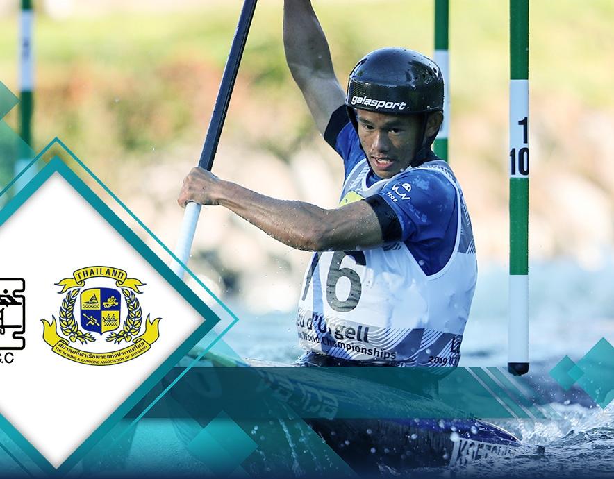 2021 Canoe Kayak Slalom Asian Olympic Qualifier Pattaya Thailand