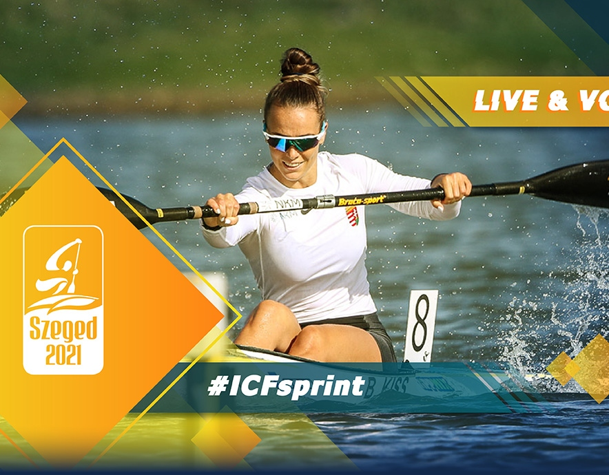 2021 Canoe Kayak Sprint European Tokyo 2020 Olympic Qualifier Szeged Hungary Live TV Coverage Video Streaming