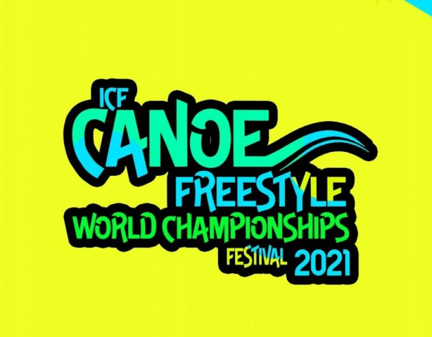 2021 ICF Canoe Freestyle World Championships Nottingham - logo