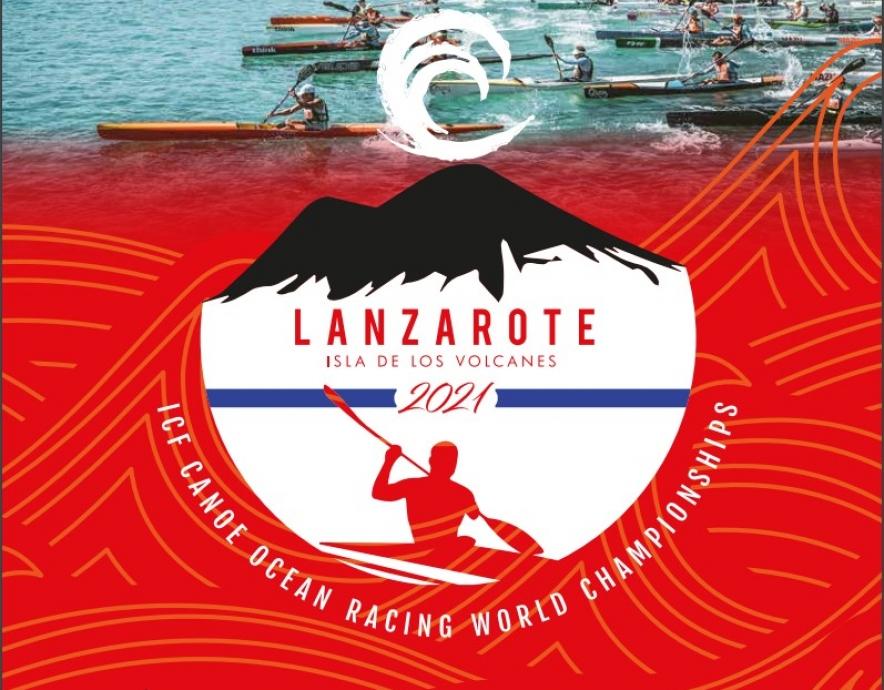 2021 ICF Canoe Ocean Racing World Championships - logo