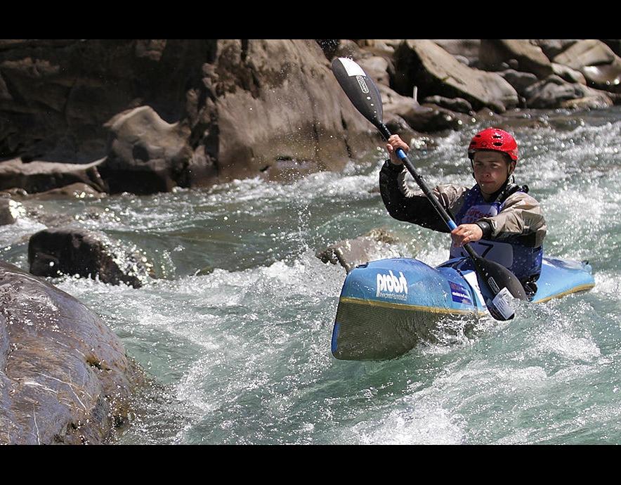 Wildwater Canoeing Muota