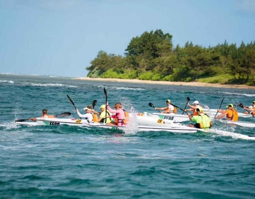 Canoe Ocean Racing Mauritius