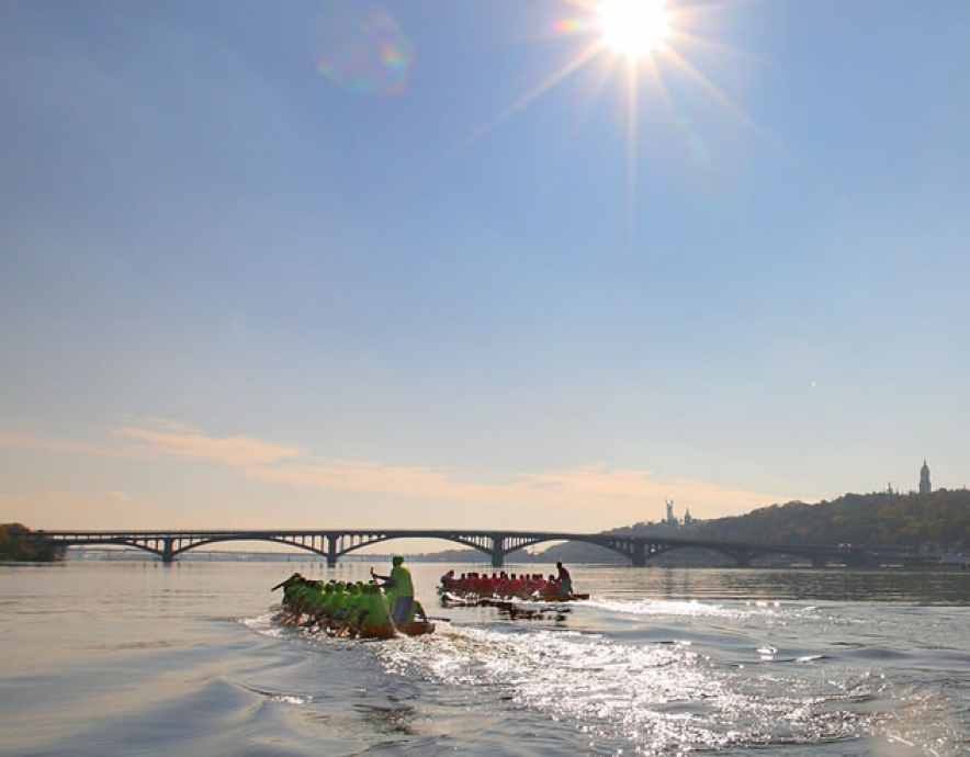 Dragon Boat Kiev