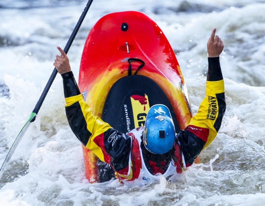 2017 ICF Canoe Freestyle World Championships San Juan Argentina
