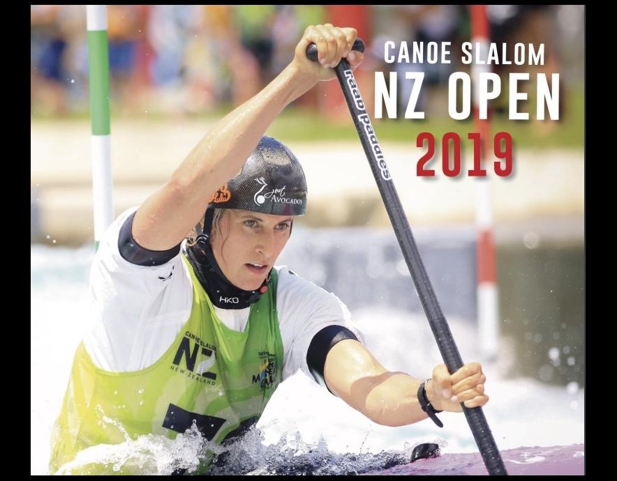 NZ Canoe Slalom Open 2019