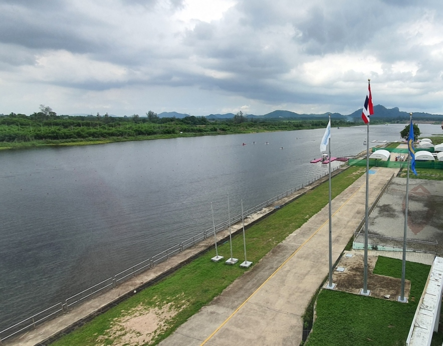 Pattaya Canoe Sprint Course