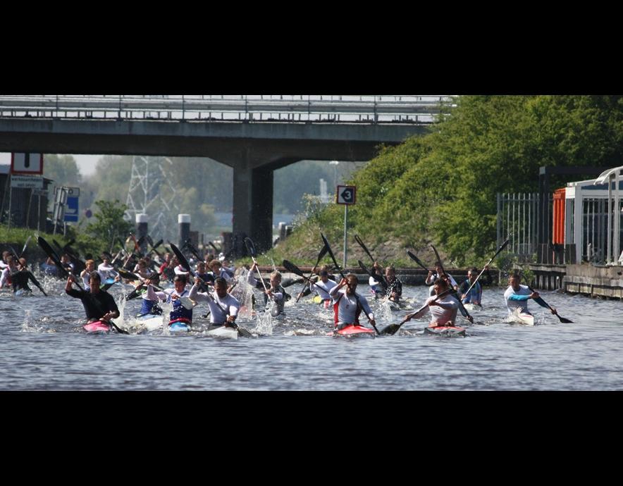 2019 Amsterdam Waterland Marathon