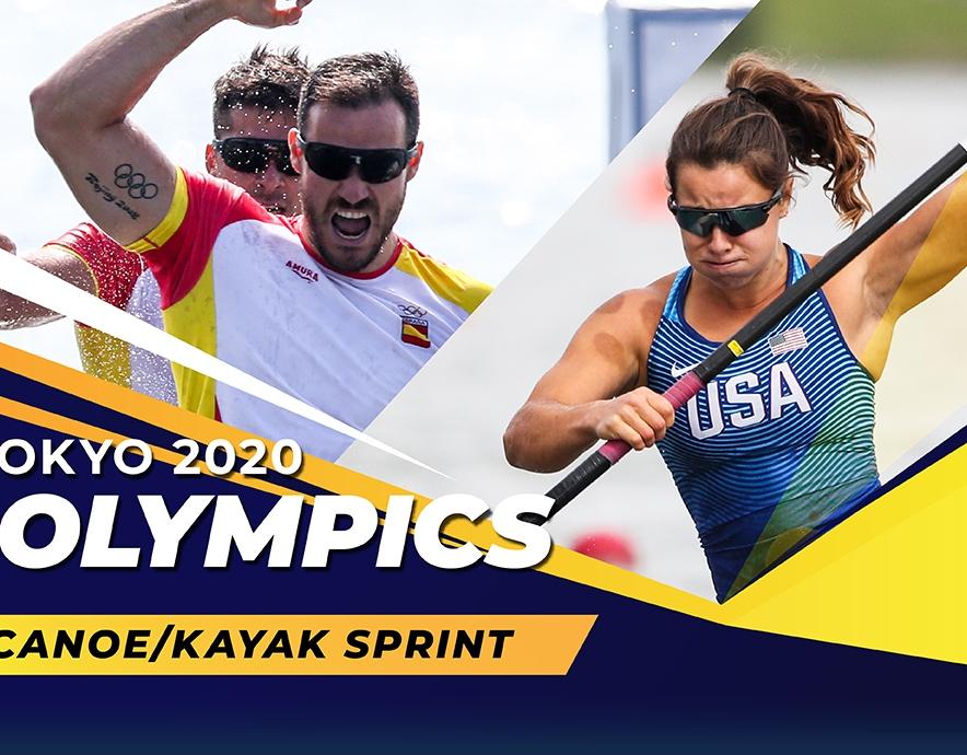 Tokyo 2020 Olympic Canoe-Kayak Sprint
