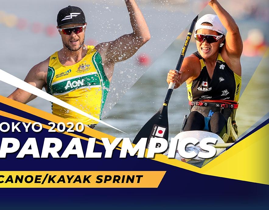 Tokyo 2020 Paralympic Canoe-Kayak Sprint Paracanoe