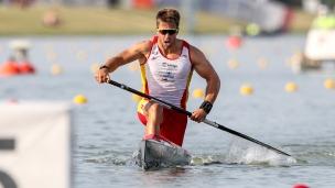 2019 ICF Canoe Sprint World Championships Szeged Hungary Alfonso BENAVIDES