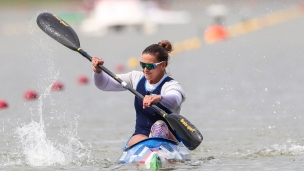 2021 ICF Paracanoe World Cup & Paralympic Games Qualifier Amanda EMBRIACO