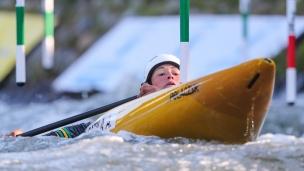 2019 ICF Canoe Slalom World Championships La Seu d'Urgell Spain Ana SATILA
