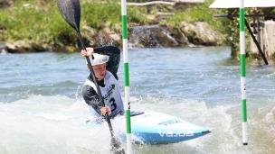 2021 ICF Canoe Slalom Junior & U23 World Championships Ljubjlana Anatole Delassus