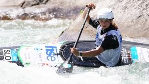 2021 ICF Canoe Slalom Junior & U23 World Championships Ljubjlana Asja Jug