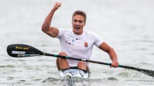 2020 ICF Canoe Sprint World Cup Szeged Hungary Balint KOPASZ